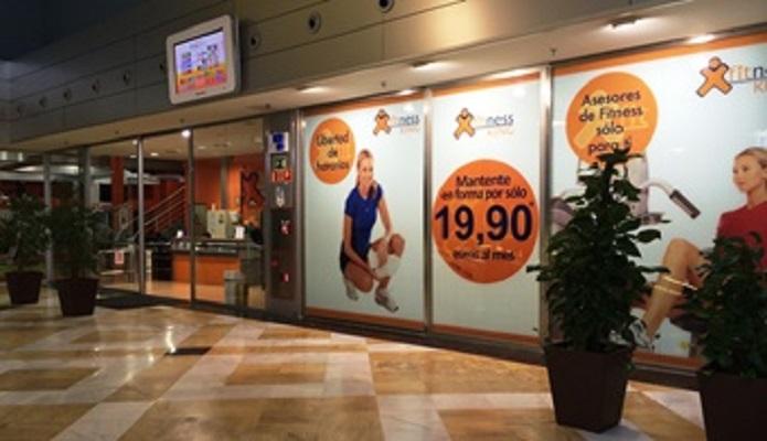 Fitness king ccrivas centro for Gimnasio rivas centro