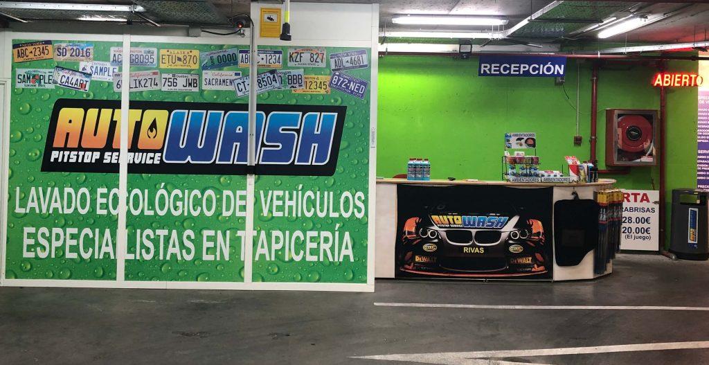 autowash rivas